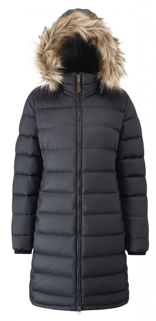 Rab Deep Cover Parka Women's Black