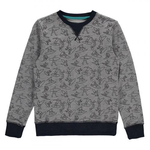 O'Neill Lb Classic Surf Sweatshirt Grey