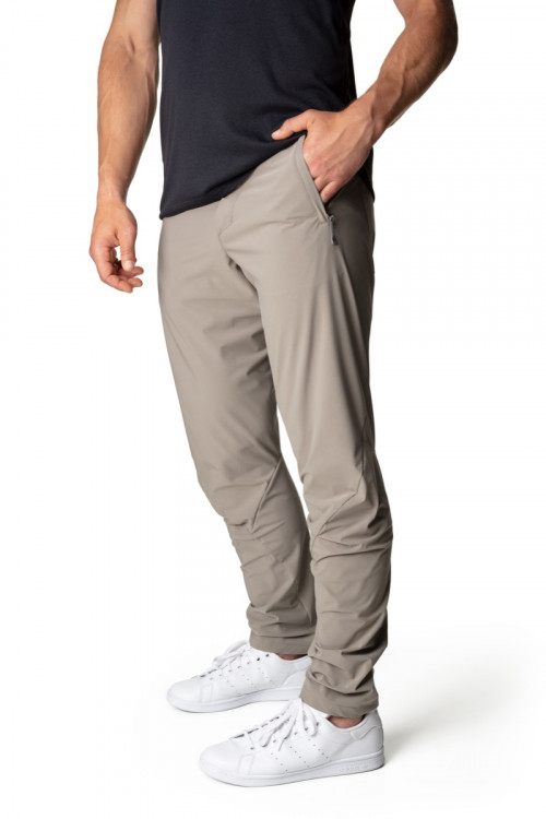 Houdini M's Mtm Thrill Twill Pants Reed Beige