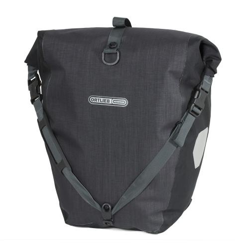 Ortlieb Back-Roller Plus (Pair) Granite-Black QL2.1