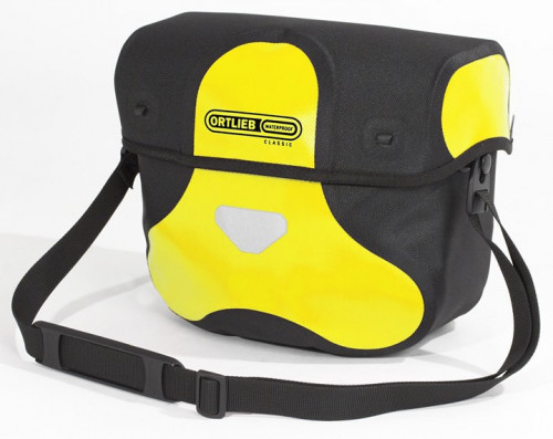 Ortlieb Ultimate6 M Classic Yellow-Black M - 7 L