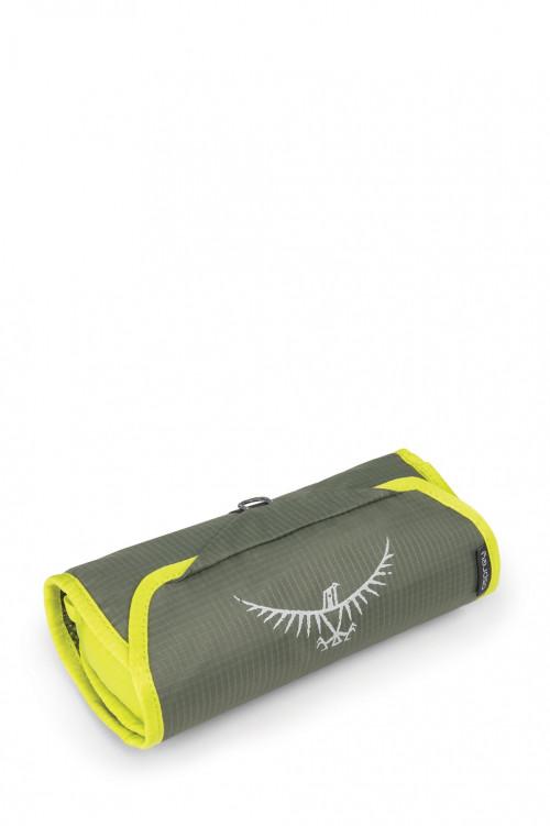 Osprey Ultralight Washbag Roll Electric Lime