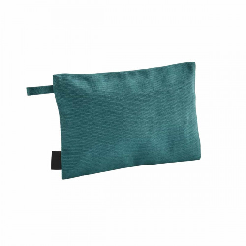 Patagonia Zippered Pouch Fitz Roy Scope Icon: Bleached Stone
