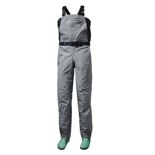 Patagonia W's Spring River Waders - Regular Feather Grey