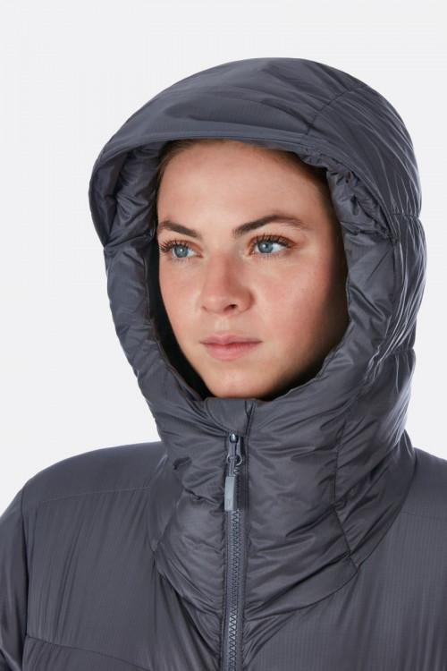 Rab Positron Pro Jacket Womens Ruby