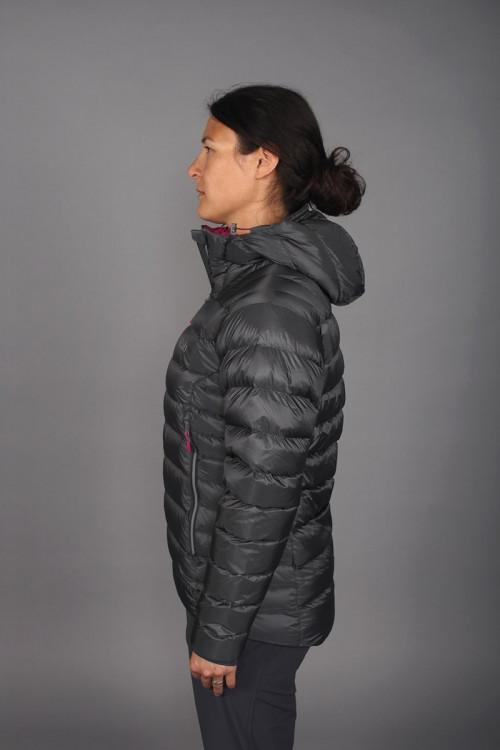 Rab Electron Jacket Womens Graphene