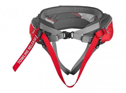 Ruffwear Omnijore Joring System Red Currant