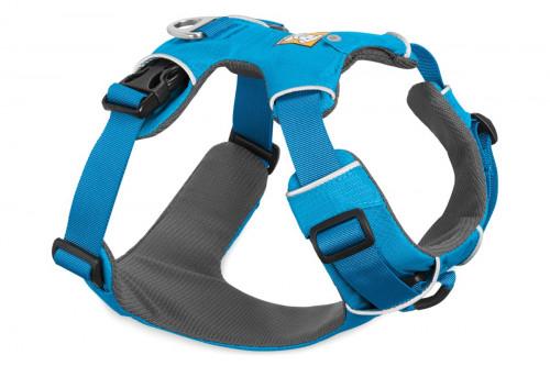 Ruffwear Front Range Hundesele Blue Dusk