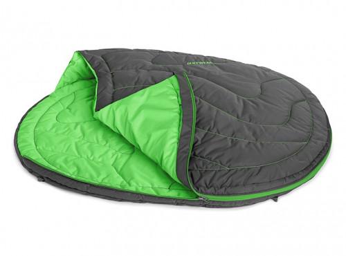 Ruffwear Highlands Sleeping Bag til hund Meadow Green