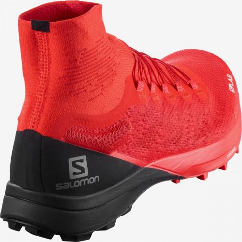 Salomon S/Lab Sense 8 Sg Racing Red/White/White