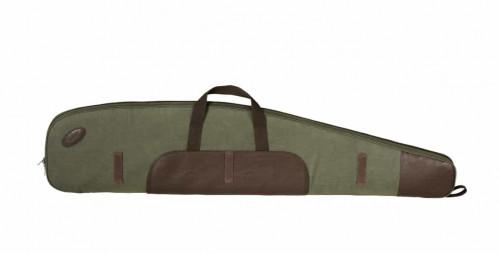 Seeland Riffelfoderal M/Skum, Design Line Green/Brown 125 cm