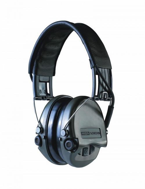 Sordin Supreme IV Pro Black