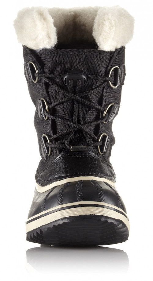 Sorel Childrens Yoot Pac Nylon Black