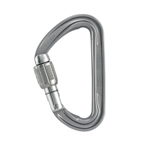 Petzl Spirit Screw-Lock Karabiner