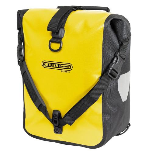 Ortlieb Sport-Roller Classic (Pair) Yellow-Black QL2.1