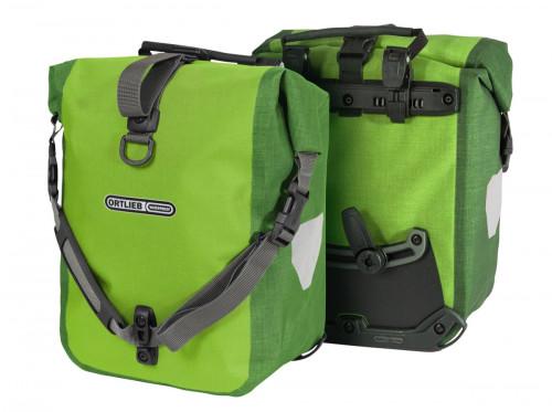 Ortlieb Sport-Roller Plus (Pair) Lime-Moss Green QL2.1