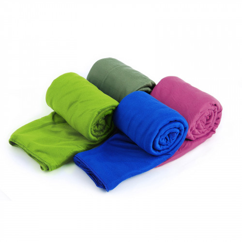 Sea To Summit Pocket Towel Cobalt Blue L