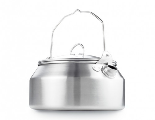 GSI Glacier Stainless Coffee Kettle 1 QT 0,9L