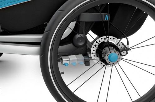 Thule Chariot Sport 1 Inkludert Løpekit