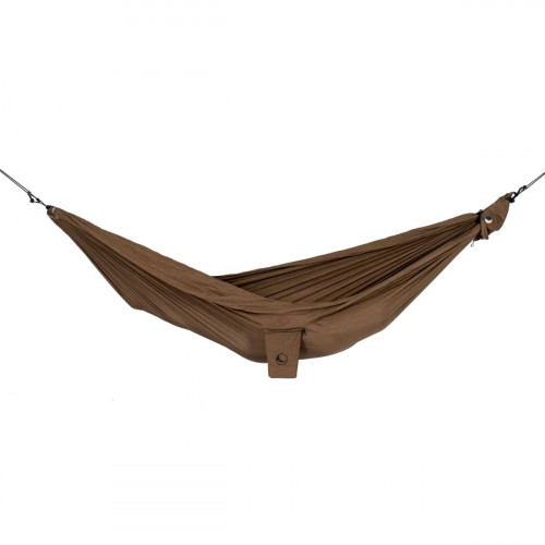 Ticket To The Moon Honey Moon Kit Hammock Olive Brown 500 x 300 cm