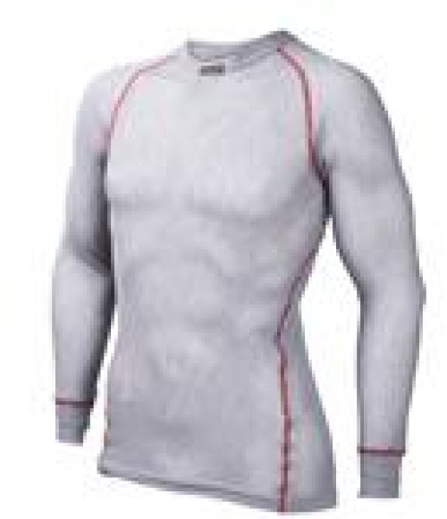 Brynje Wool Thermo Light Shirt Grey