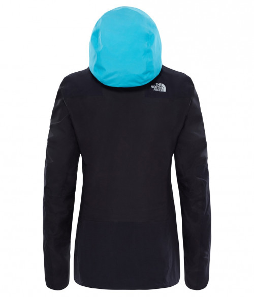 The North Face Women's Summit L5 GTX Pro Jacket Tnf Black/Bluebird