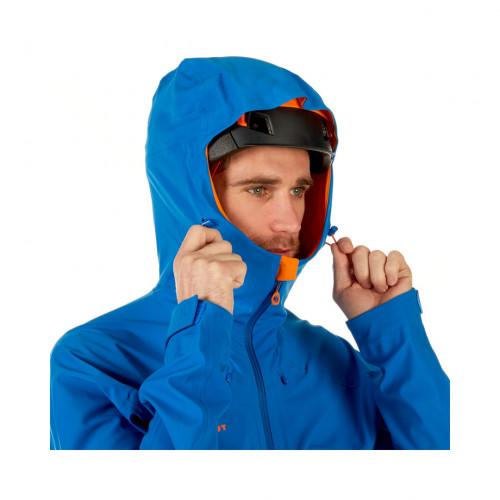 Mammut Ultimate Eisfeld So Hooded Jacket M Ice