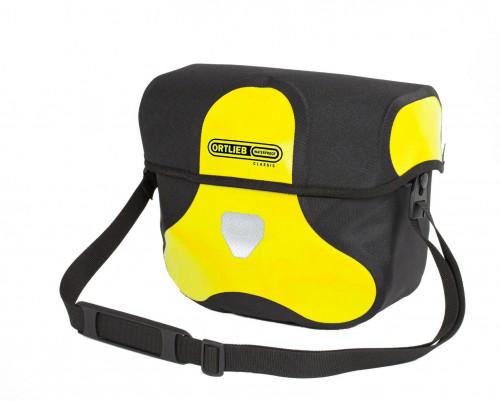 Ortlieb Ultimate Six Classic Handlebar Mount Yellow - Black 7 L
