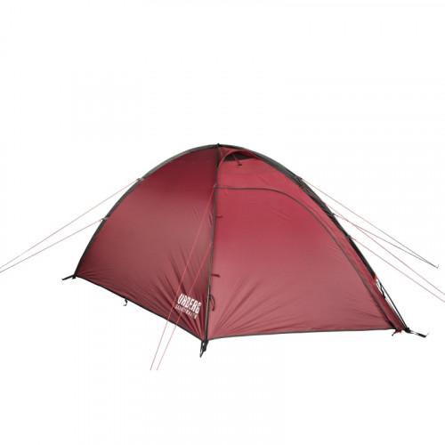 Urberg 3-Person Dome Tent Windsor Wine