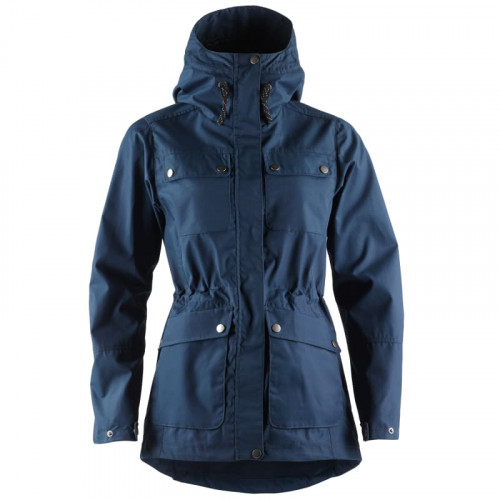 Urberg Kaisejaure Jacket Women Navy Blue