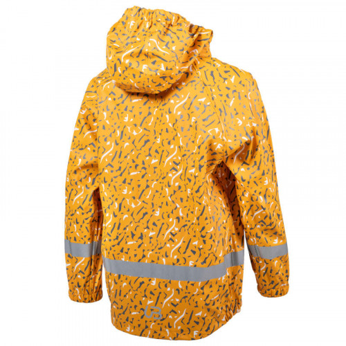 Urberg Malme Pu Rain Set Kid's Sunflower