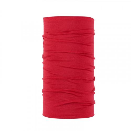 Urberg Merino Tube Raspberry Red