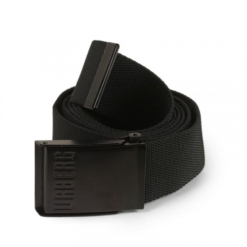 Urberg Plain Stretch Belt Black