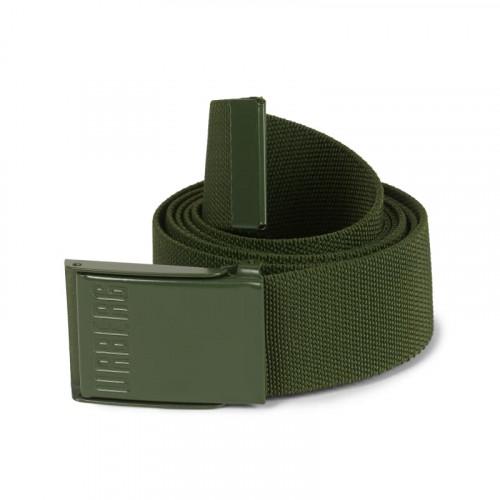 Urberg Plain Stretch Belt Dark Green