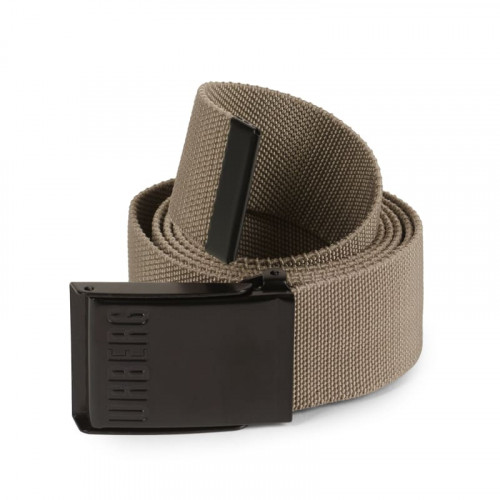 Urberg Plain Stretch Belt Light Grey