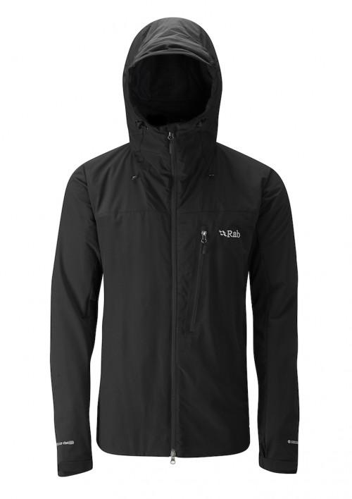 Rab Vapour-Rise Guide Jacket Black