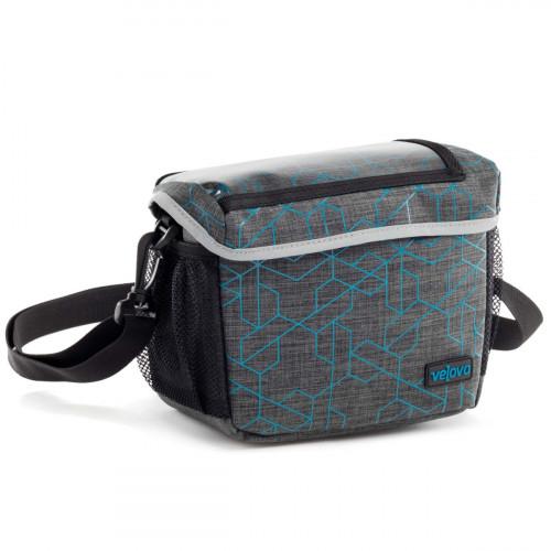Velova Handlebar Bag Rock / Blue