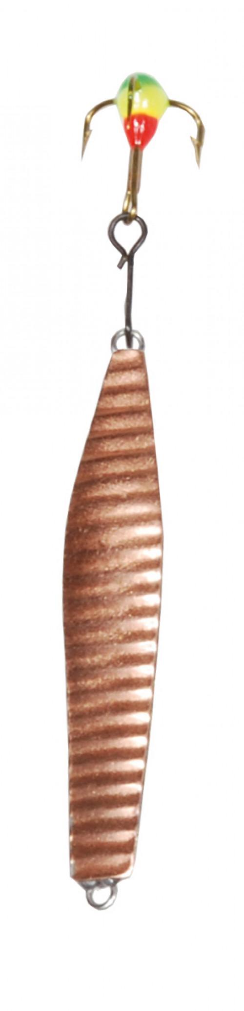 Wiggler Vickepirken 46mm 7g Räfflad