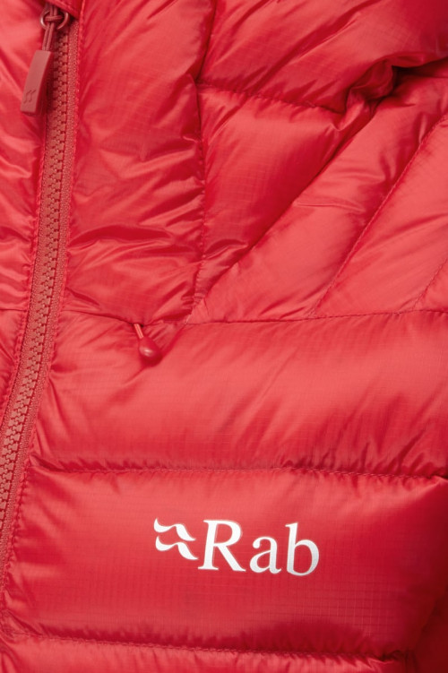 Rab Electron Jacket Womens Ruby