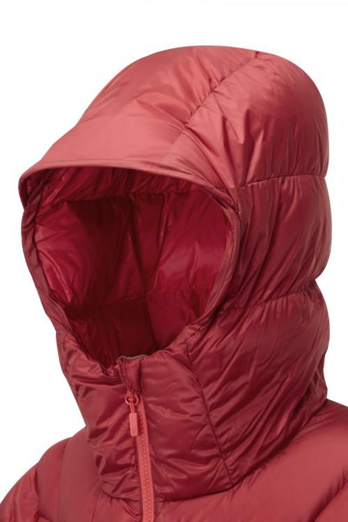 Rab Neutrino Pro Jacket Womens Crimson