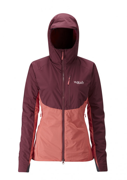 Rab Alpha Direct Jkt Wmns Maple