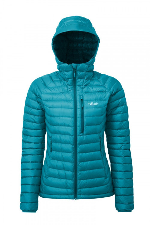 Rab Microlight Alpine Women's Serenity/Atlantis
