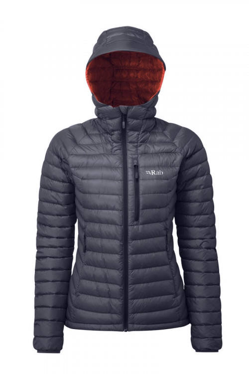 Rab Microlight Alpine Women's Steel/Passata