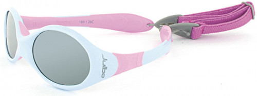 Julbo Junior Looping I barnesolbriller, 0-18 mnd, lavende/rosa