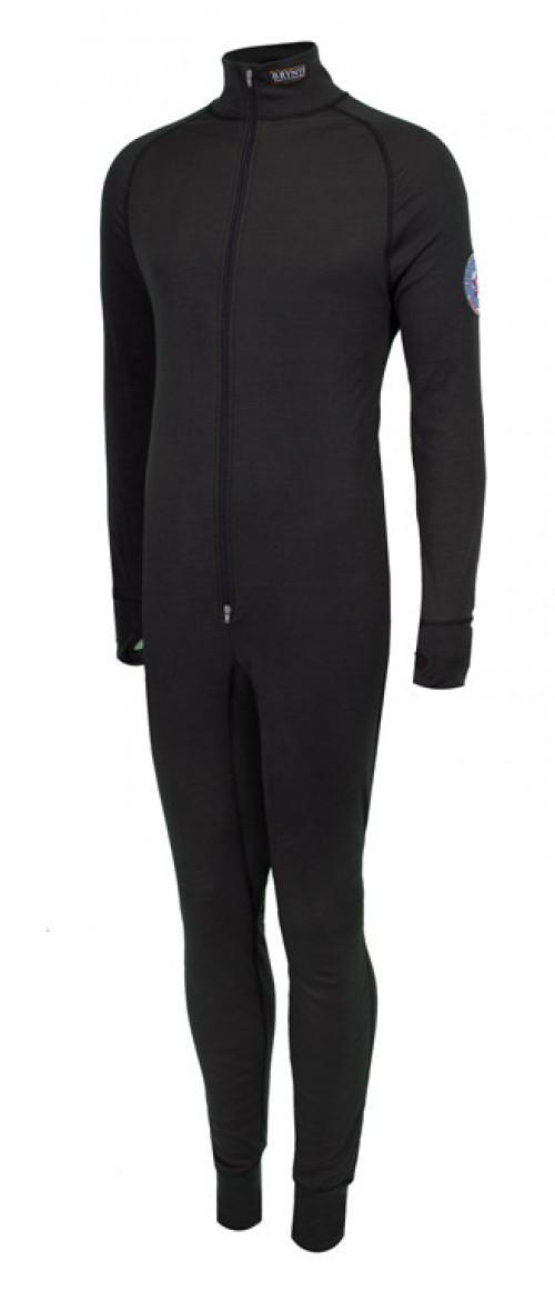 Brynje Arctic XC-Suit w/drop seat Black