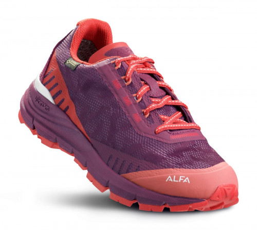 Alfa Ramble Advance GTX W Purple/Red