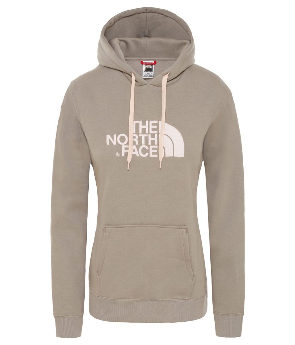 f1702206 ... The North Face Women's Drew Peak Pullover Hoodie Silt Grey ...