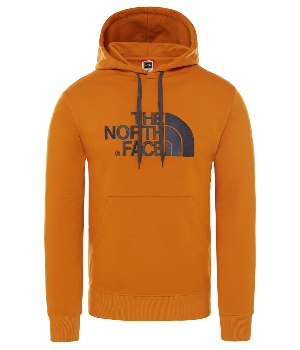 b20a62d3 ... The North Face Men's Light Drew Peak Pullover Hoodie Citrine Yellow ...