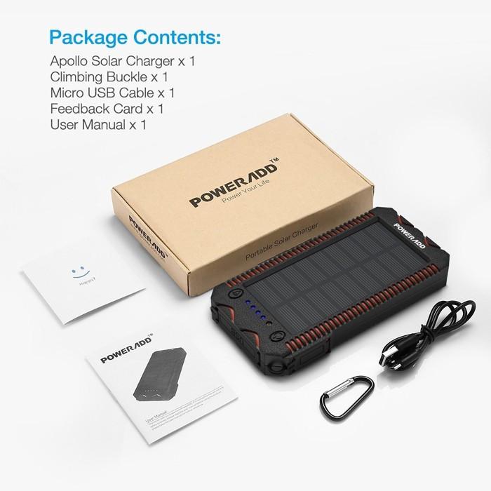 Poweradd Kjøp Eksterne Batterier her!