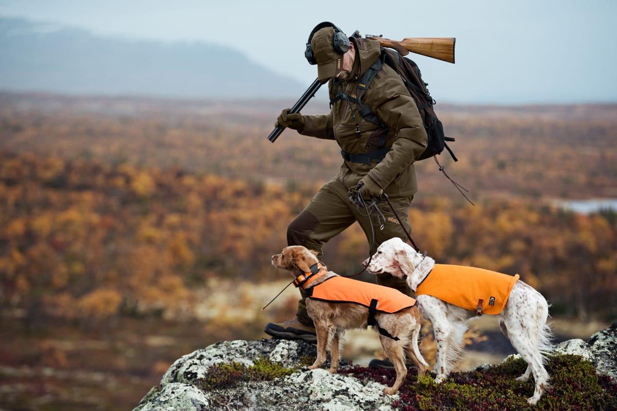 Härkila Mountain Hunter jakke